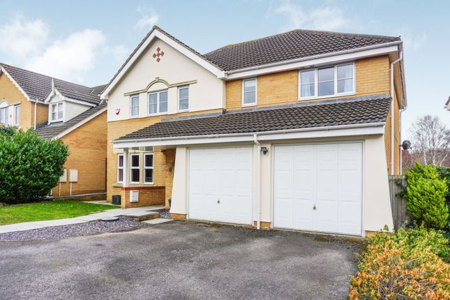 Thumbnail Detached house for sale in Hester Wood, Yate