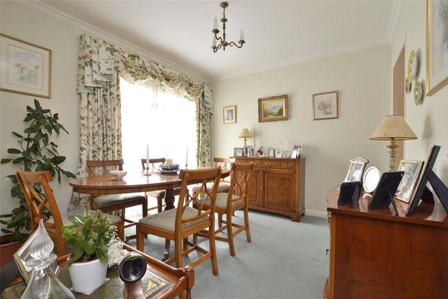 Dining Room of Castle Gardens, Bath, Somerset BA2