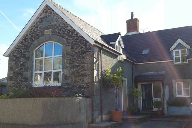 Thumbnail Semi-detached house to rent in St. Giles Court, Letterston, Haverfordwest
