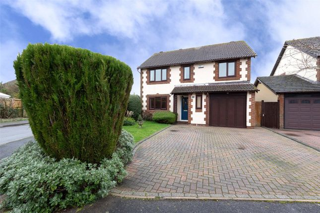 Thumbnail Detached house to rent in Bramley Green Road, Hants/Berks Borders, Hampshire