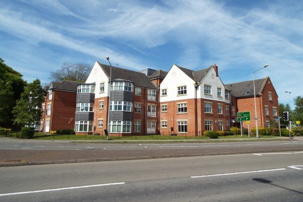 Thumbnail Flat to rent in Roebuck Close, Uttoxeter