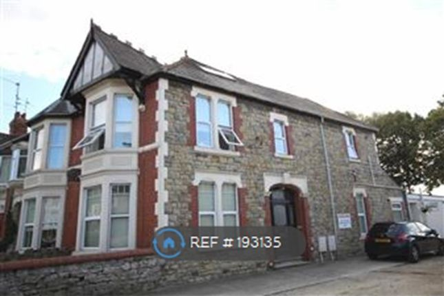 Thumbnail Flat to rent in Old Town, Swindon