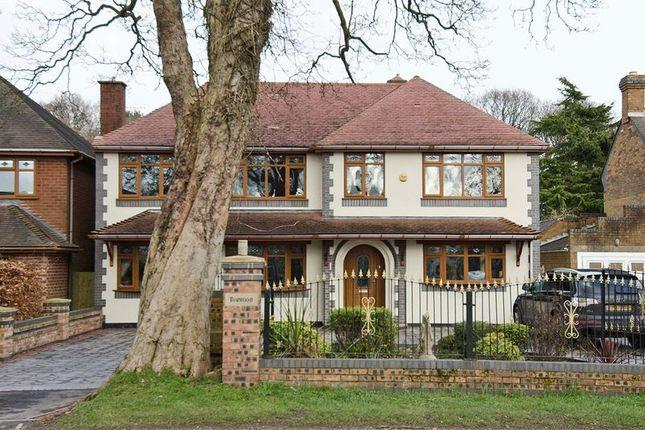 Thumbnail Detached house for sale in Broad Lane, Essington, Wolverhampton