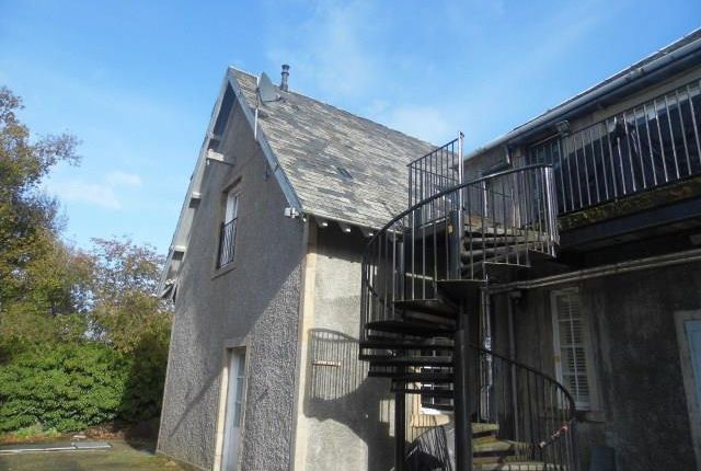 Thumbnail Flat to rent in Langbank, Port Glasgow