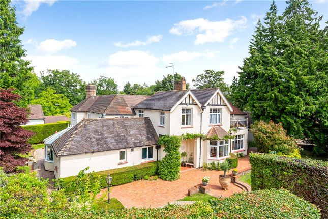 Thumbnail Detached house for sale in The Feld, London Road, East Grinstead, West Sussex