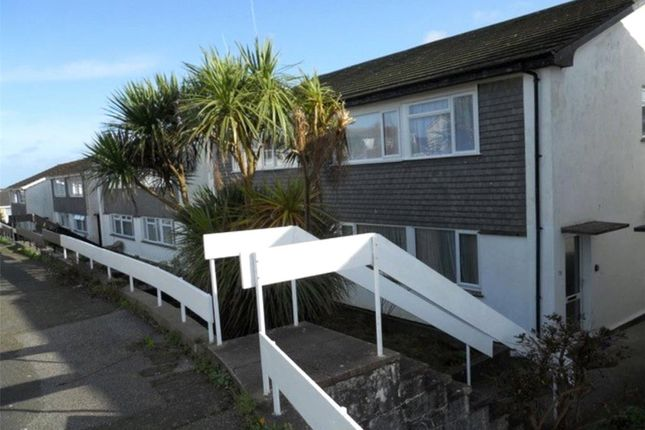 Thumbnail Flat to rent in Garth An Creet, St. Ives, Cornwall