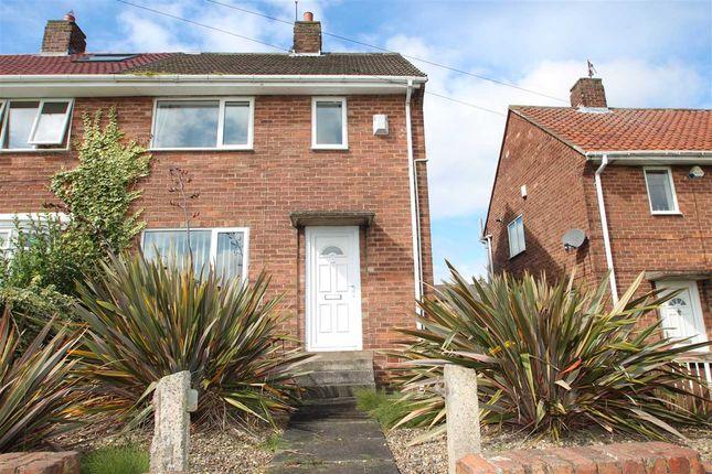 Thumbnail Semi-detached house to rent in Laverick, Gateshead