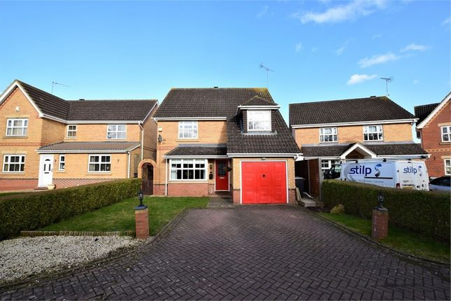 Detached house for sale in Riverstone Way, Hunsbury Meadows, Northampton