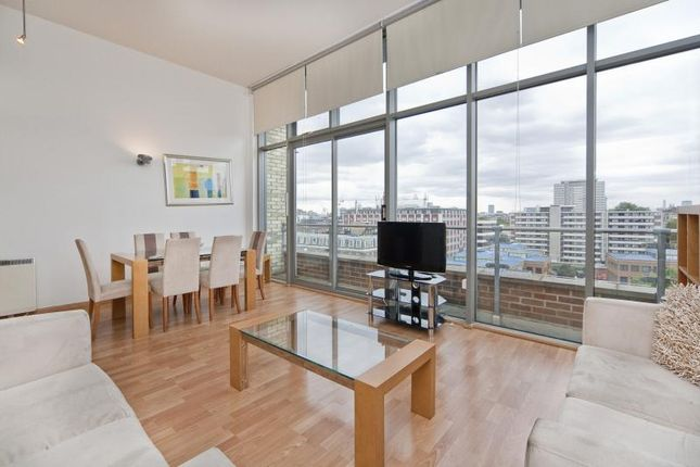Thumbnail Penthouse to rent in City Road, Old Street