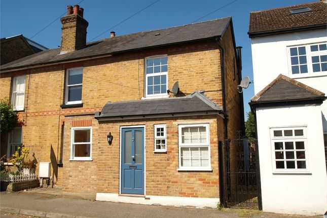 Thumbnail Cottage for sale in New Road, Weybridge, Surrey
