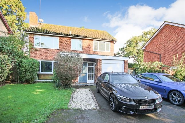 Thumbnail Detached house for sale in Bakers Close, Lingfield, Surrey