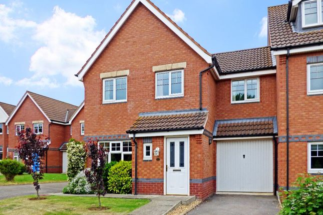 Thumbnail Detached house to rent in Griffin Close, Twyford, Banbury