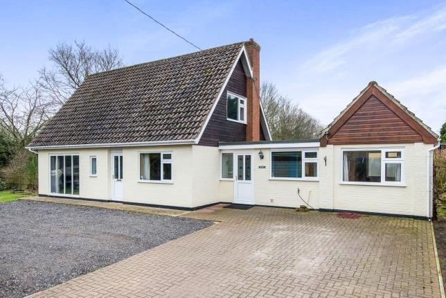 Thumbnail Bungalow for sale in Shropham, Attleborough