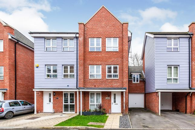 Semi-detached house for sale in Wyeth Close, Taplow, Maidenhead
