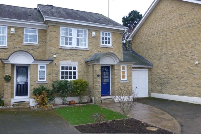 Thumbnail Semi-detached house to rent in Lammas Close, Staines-Upon-Thames