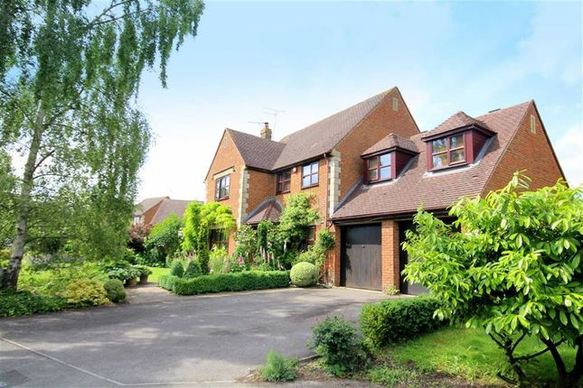 Thumbnail Detached house for sale in Huntsland, Royal Wootton Bassett, Wiltshire