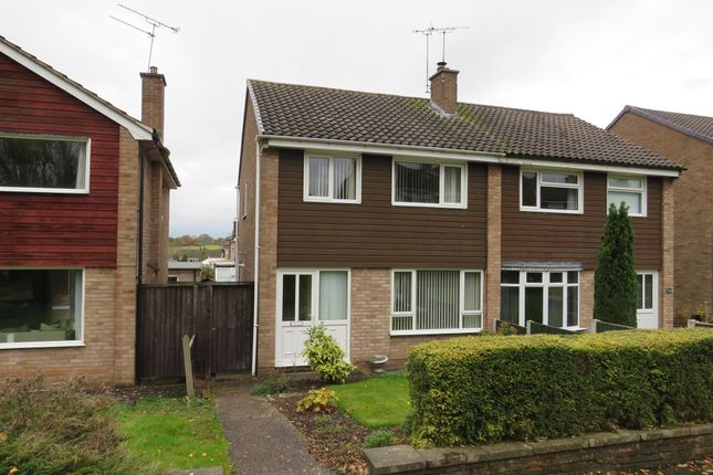 3 bed semi-detached house for sale in Kingsmuir Road, Mickleover, Derby