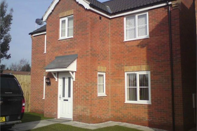 Thumbnail Detached house to rent in Clay Cross Drive, Clipstone Village, Mansfield