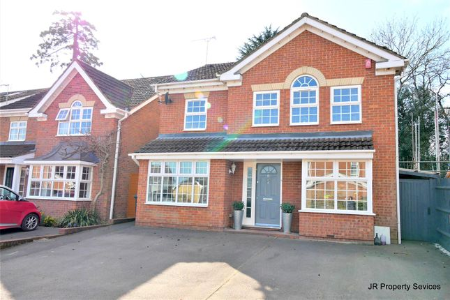 Detached house for sale in Faints Close, Cheshunt, Waltham Cross