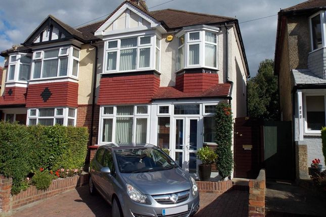 Semi-detached house for sale in Wilson Avenue, Rochester