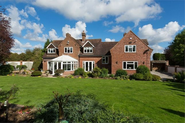 Thumbnail Detached house for sale in Sutton Maddock, Shifnal, Shropshire