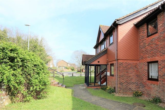 Thumbnail Flat to rent in Hawthorn Court, Black Path, Polegate, East Sussex