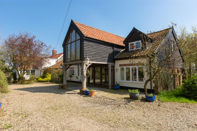 Thumbnail Property for sale in Guiltcross, East Harling, Norwich