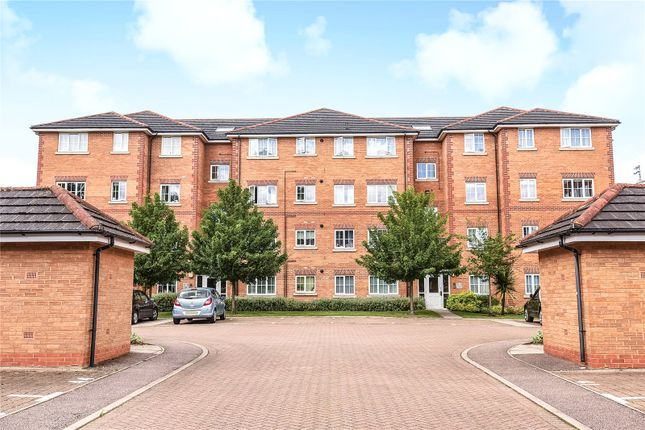 Thumbnail Flat for sale in Postmasters Lodge, Exchange Walk, Pinner, Middlesex