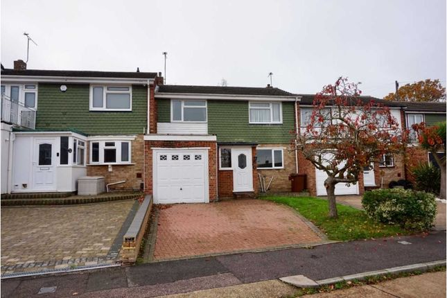Thumbnail Terraced house for sale in Sandringham Road, Gillingham