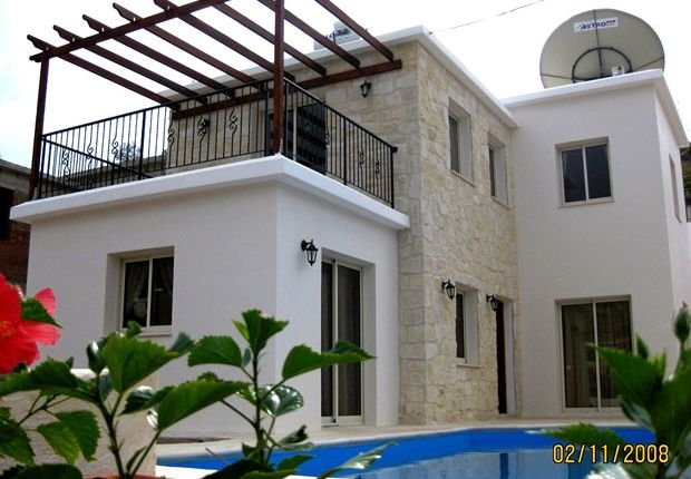 Detached house for sale in Apsiou, Limassol, Cyprus