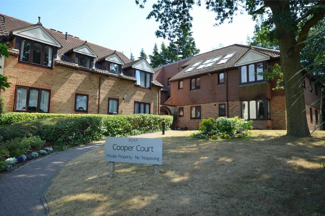Thumbnail Property for sale in Cooper Court, Salisbury Road, Farnborough, Hampshire