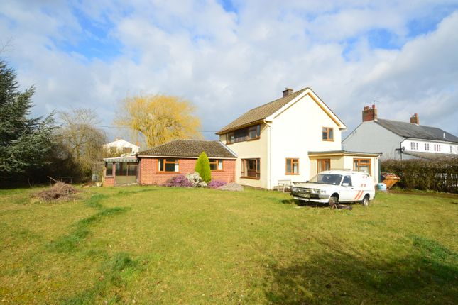 Thumbnail Detached house for sale in Belchamp St. Paul, Sudbury, Suffolk