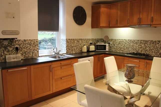 Thumbnail End terrace house to rent in Shaw Street, Glossop