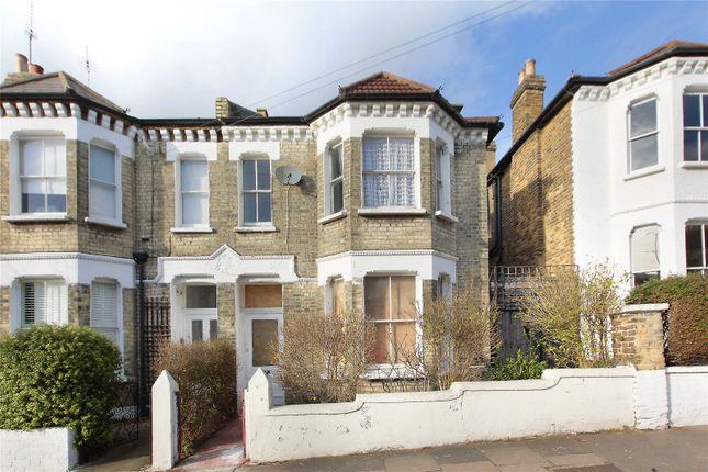 Thumbnail Semi-detached house for sale in Salcott Road, Battersea, London