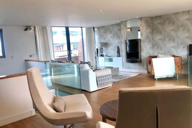 Thumbnail Flat to rent in Triplex, King Edwards Wharf, Sheepcote Street