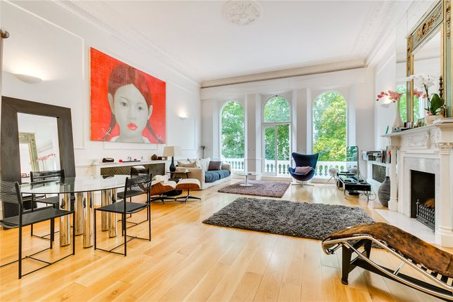 Thumbnail Flat for sale in Cornwall Gardens, South Kensington, London