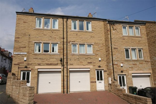 Thumbnail Terraced house to rent in 2 St Johns Mews, Foster Road, Ingrow, Keighley