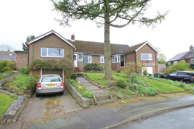 Thumbnail Semi-detached house to rent in Gleave Avenue, Bollington, Macclesfield