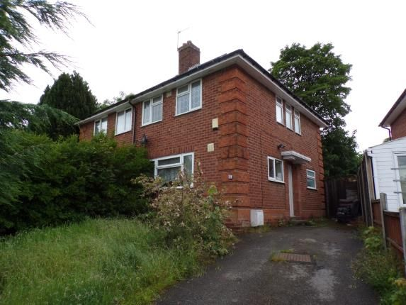 Thumbnail Semi-detached house for sale in Silverton Crescent, Moseley, Birmingham, West Midlands