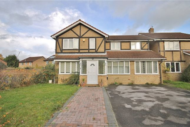 Thumbnail Property to rent in Caddy Close, Egham, Surrey