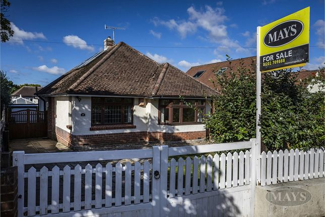 Thumbnail Bungalow for sale in Blake Dene Road, Parkstone, Poole