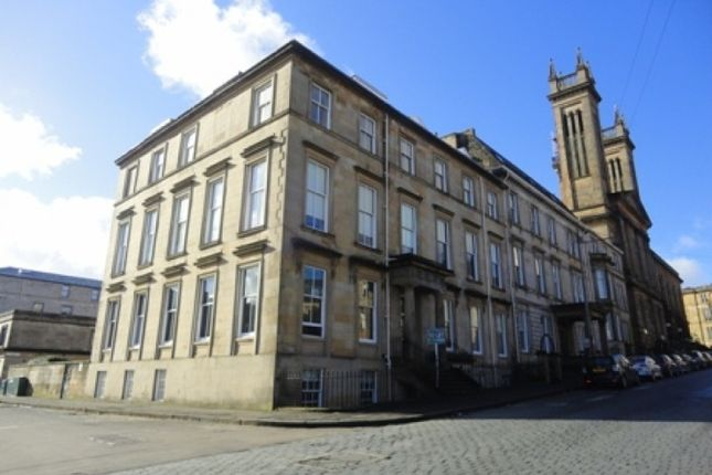 Thumbnail Flat to rent in Lynedoch Street, Park, Glasgow