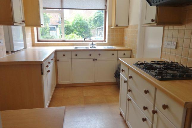 Thumbnail Semi-detached house to rent in Ferndale Crescent, Cowley, Uxbridge