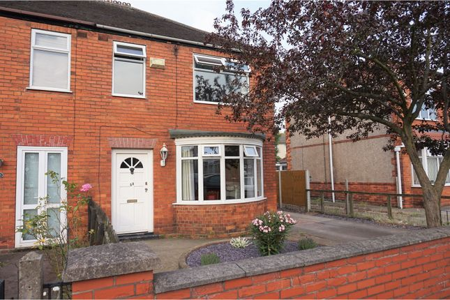 Thumbnail Semi-detached house for sale in Warley Road, Scunthorpe