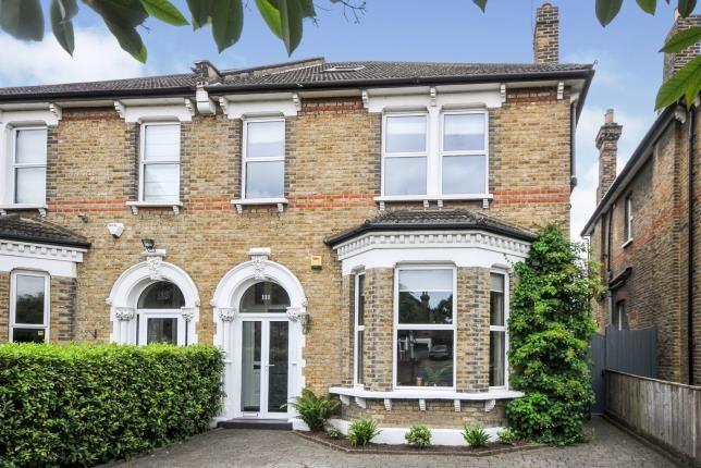 Thumbnail Semi-detached house for sale in Lennard Road, Beckenham, .