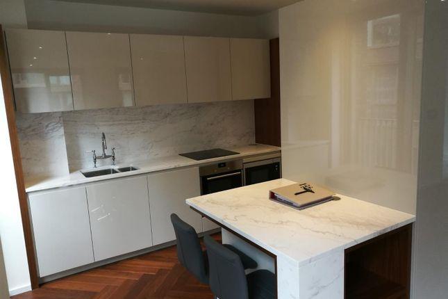 Kitchen of Capital Building, Embassy Gardens, 5 New Union Square, Nine Elms, London SW11