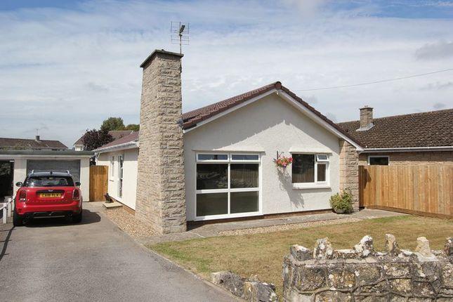Thumbnail Detached bungalow for sale in Tyle House Close, Llanmaes, Llantwit Major