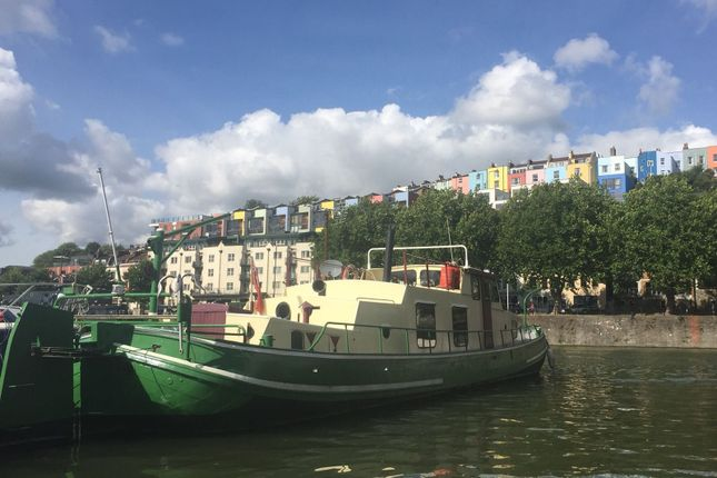 Thumbnail Houseboat for sale in St. Thomas Place, St. Thomas Street, Redcliffe, Bristol