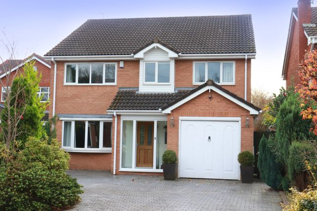 Thumbnail Detached house for sale in Springfield Park, Haydock, St. Helens