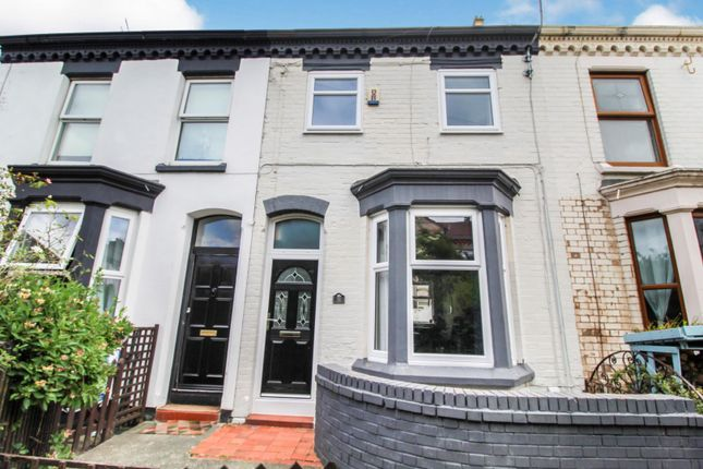 Thumbnail Terraced house for sale in Wainwright Grove, Liverpool